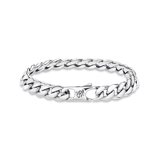 Bracelet links silver from the Rebel at heart collection in the THOMAS SABO online store