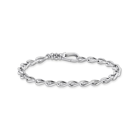 Bracelet links silver from the  collection in the THOMAS SABO online store