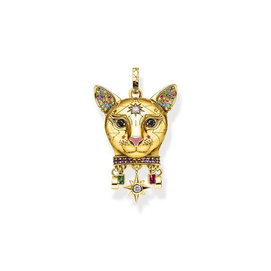 pendentif chat or de la collection  dans la boutique en ligne de THOMAS SABO