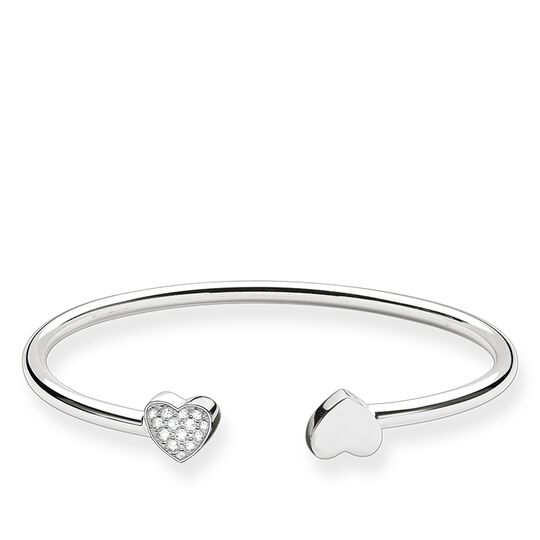 bangle heart from the Glam & Soul collection in the THOMAS SABO online store