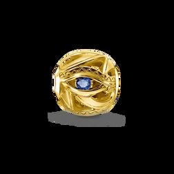 """Bead """"œil d'Horus"""" de la collection Karma Beads dans la boutique en ligne de THOMAS SABO"""