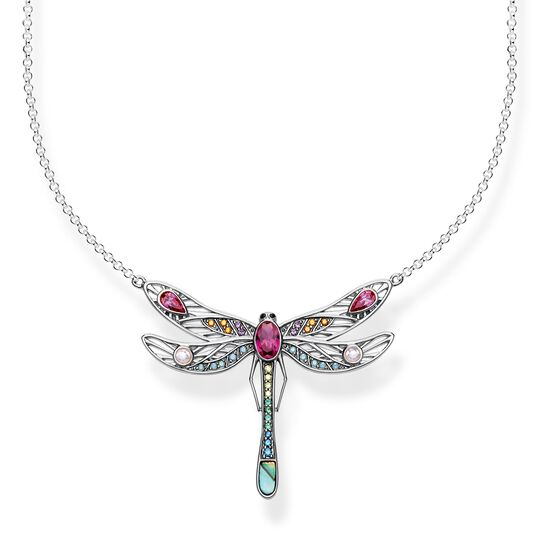 necklace large dragonfly from the  collection in the THOMAS SABO online store