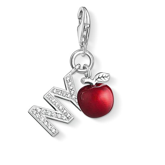 "Charm pendant ""NY"" from the  collection in the THOMAS SABO online store"