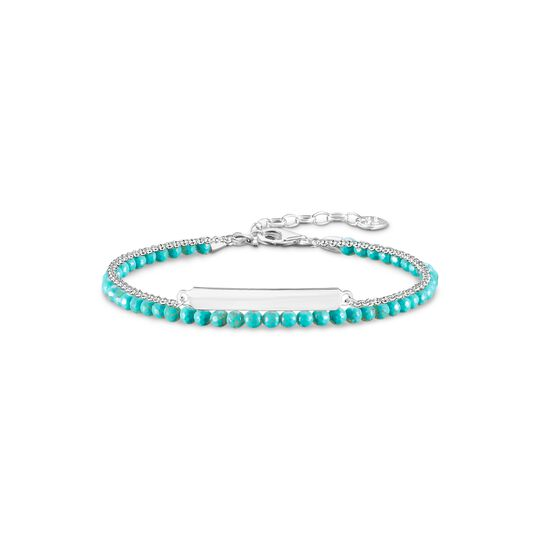 bracelet turquoise from the  collection in the THOMAS SABO online store