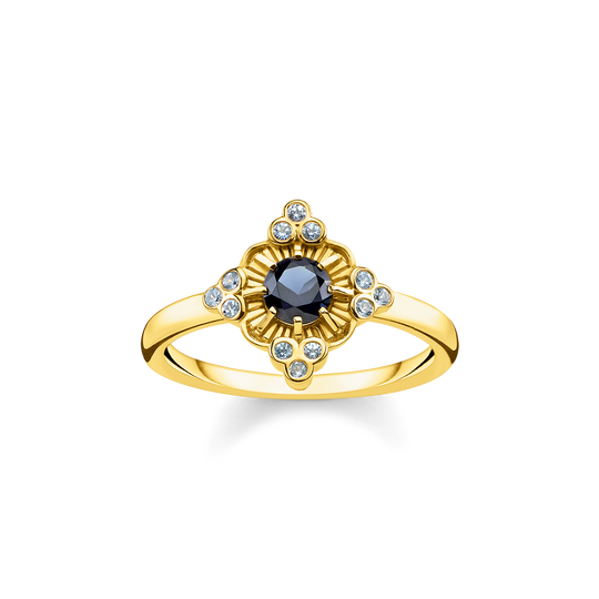ring Royalty gold from the Glam & Soul collection in the THOMAS SABO online store