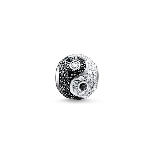 Bead yin-yang con pavé de la colección Karma Beads en la tienda online de THOMAS SABO