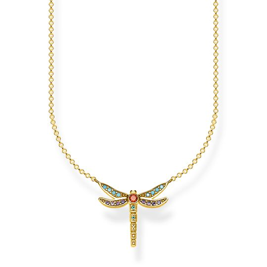 necklace small dragonfly from the Glam & Soul collection in the THOMAS SABO online store
