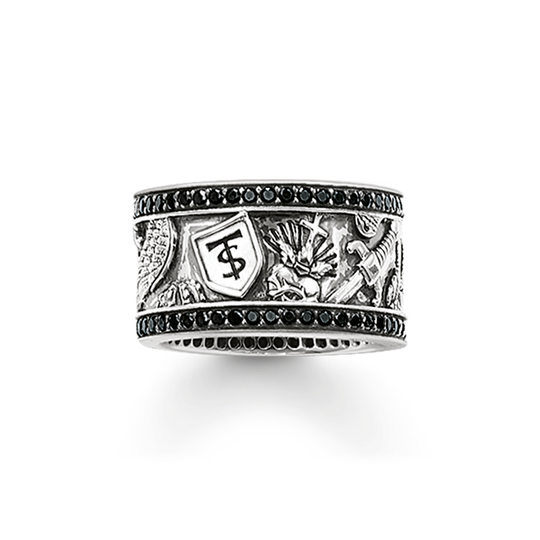 ring eternity sword from the Rebel at heart collection in the THOMAS SABO online store