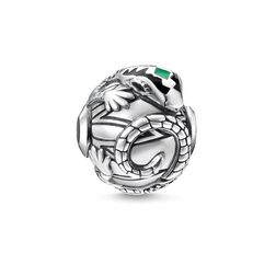Bead lizard from the Karma Beads collection in the THOMAS SABO online store