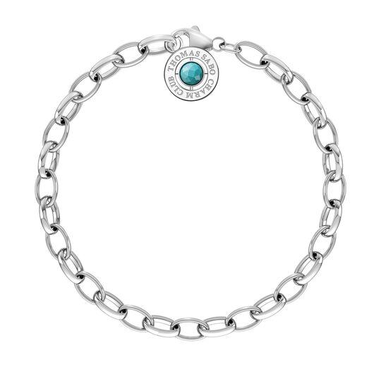 """Charm-Armband """"Türkis"""" aus der  Kollektion im Online Shop von THOMAS SABO"""