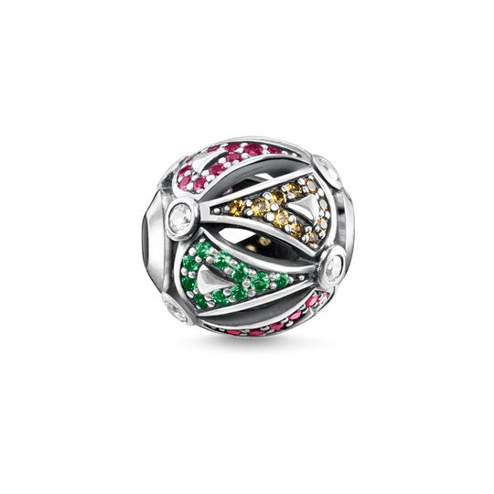 """Bead """"Asian ornaments"""" from the Glam & Soul collection in the THOMAS SABO online store"""