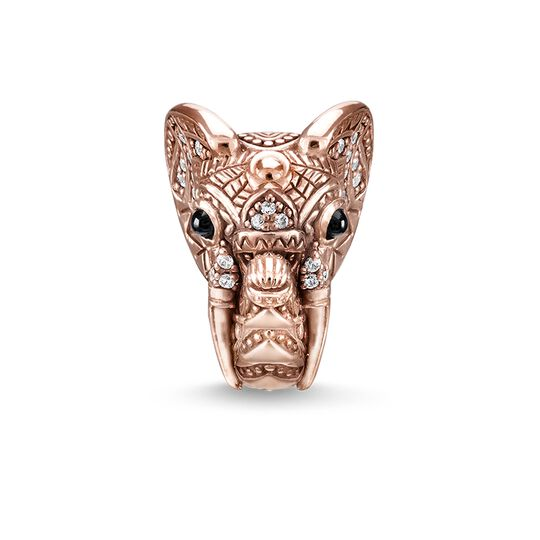 Bead elephant from the Karma Beads collection in the THOMAS SABO online store