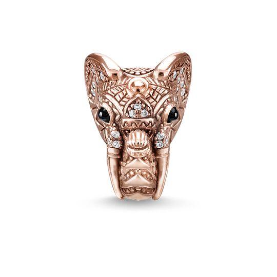 Bead éléphant de la collection Karma Beads dans la boutique en ligne de THOMAS SABO