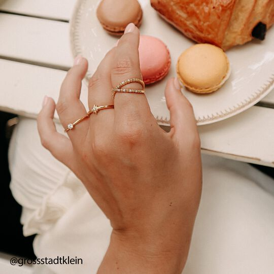 """LOOK BY """"GROSSSTADTKLEIN"""" from the  collection in the THOMAS SABO online store"""