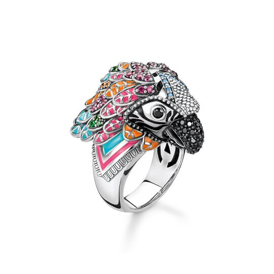 ring parrot from the  collection in the THOMAS SABO online store