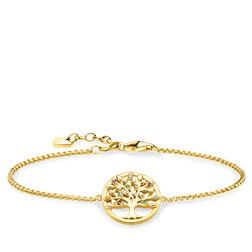 "bracelet ""Tree of Love"" from the Glam & Soul collection in the THOMAS SABO online store"