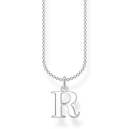 Necklace letter R from the Charming Collection collection in the THOMAS SABO online store
