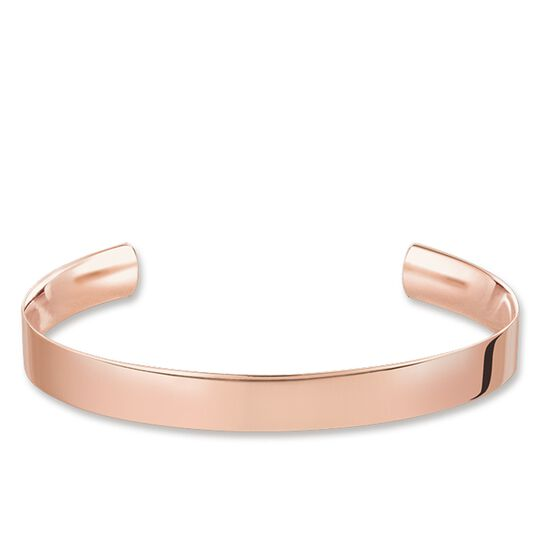 """bangle """"Love Cuff"""" from the Glam & Soul collection in the THOMAS SABO online store"""