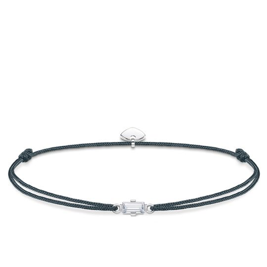 bracelet Little Secret White stone Baguette cut from the Glam & Soul collection in the THOMAS SABO online store