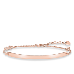 "bracciale ""infinity"" from the Love Bridge collection in the THOMAS SABO online store"