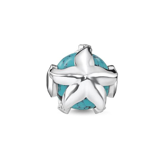 """Bead """"starfish"""" from the Glam & Soul collection in the THOMAS SABO online store"""