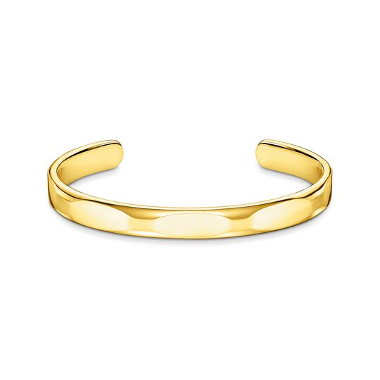 bangle Minimalist gold from the  collection in the THOMAS SABO online store