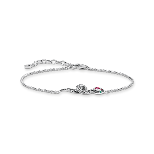 Bracelet snake silver from the Glam & Soul collection in the THOMAS SABO online store