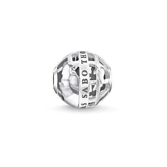 Bead globe from the Karma Beads collection in the THOMAS SABO online store