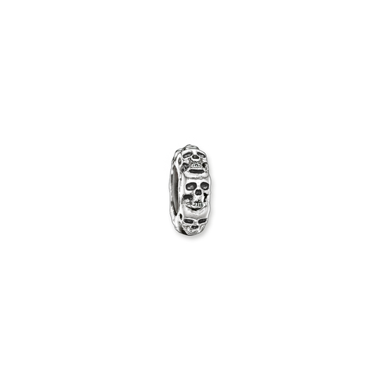 stopper skull from the Karma Beads collection in the THOMAS SABO online store