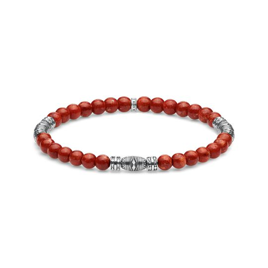 bracelet Lucky charm, red from the  collection in the THOMAS SABO online store