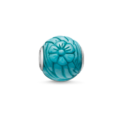 "Bead ""summer flower"" from the Karma Beads collection in the THOMAS SABO online store"