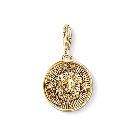 Charm pendant zodiac sign Leo from the Charm Club collection in the THOMAS SABO online store