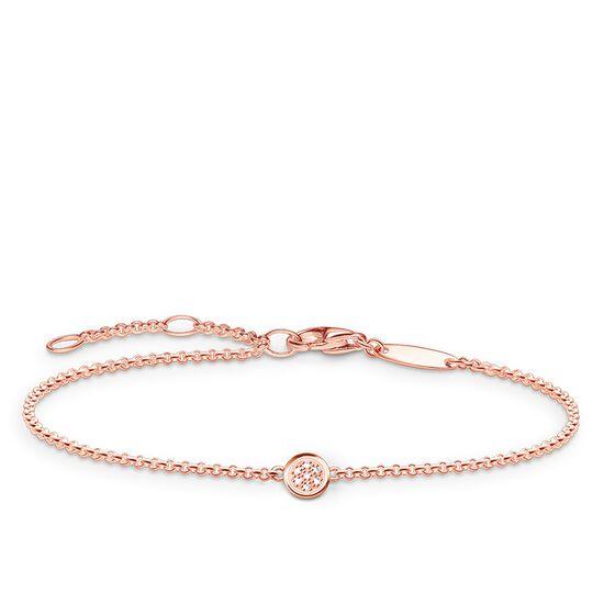 bracelet quotsparkling circlesquot � da0004 � women � thomas