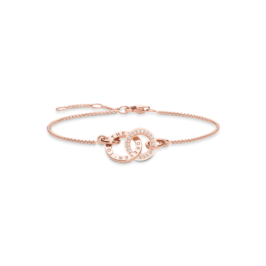 Armband FOREVER TOGETHER aus der Glam & Soul Kollektion im Online Shop von THOMAS SABO