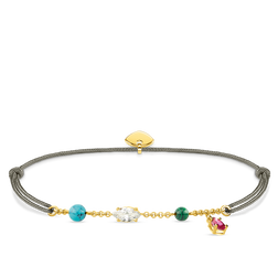 "bracciale ""Little Secret pietre multicolor"" from the Glam & Soul collection in the THOMAS SABO online store"