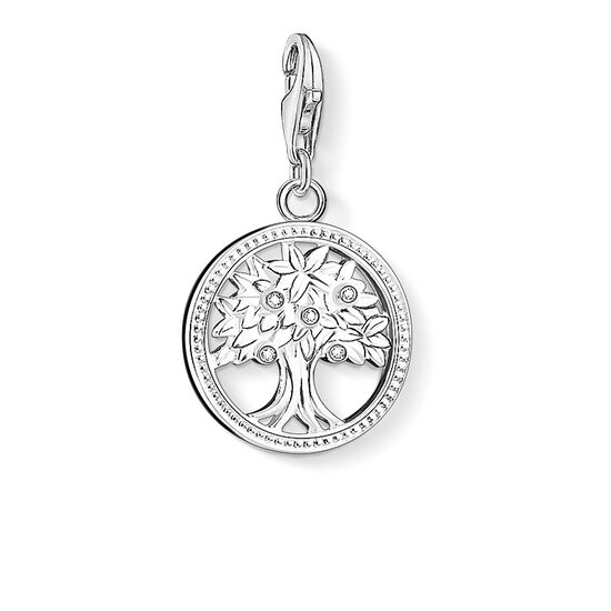 "ciondolo Charm ""albero della vita"" from the  collection in the THOMAS SABO online store"