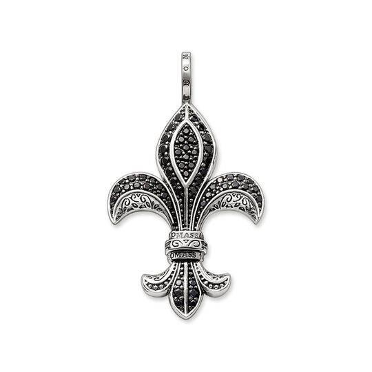 pendant bourbon lily small from the  collection in the THOMAS SABO online store