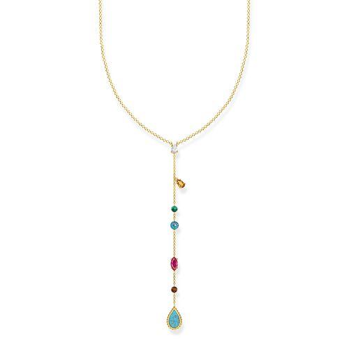 """chaîne """"Riviera Colours"""" de la collection Glam & Soul dans la boutique en ligne de THOMAS SABO"""