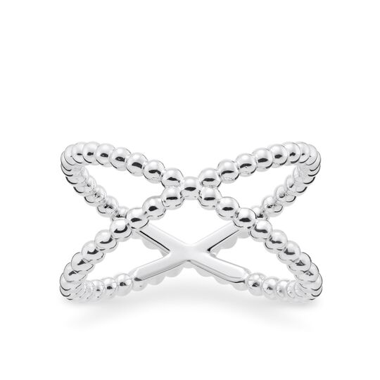 """ring """"Dots"""" from the Glam & Soul collection in the THOMAS SABO online store"""