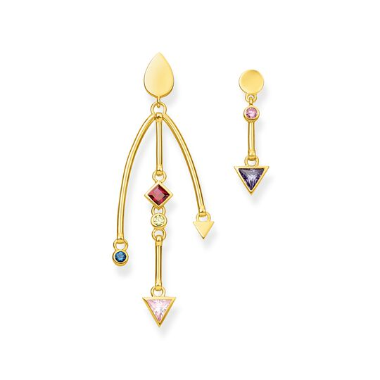 Earrings mismatch from the  collection in the THOMAS SABO online store