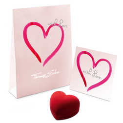 Set per regali Cuore from the  collection in the THOMAS SABO online store