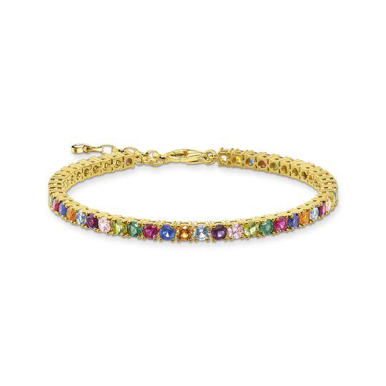 Bracelet pierres colorées or de la collection  dans la boutique en ligne de THOMAS SABO