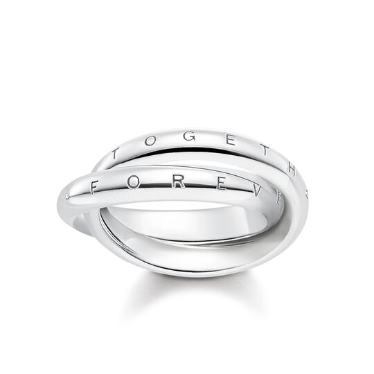 ring FOREVER TOGETHER from the Glam & Soul collection in the THOMAS SABO online store