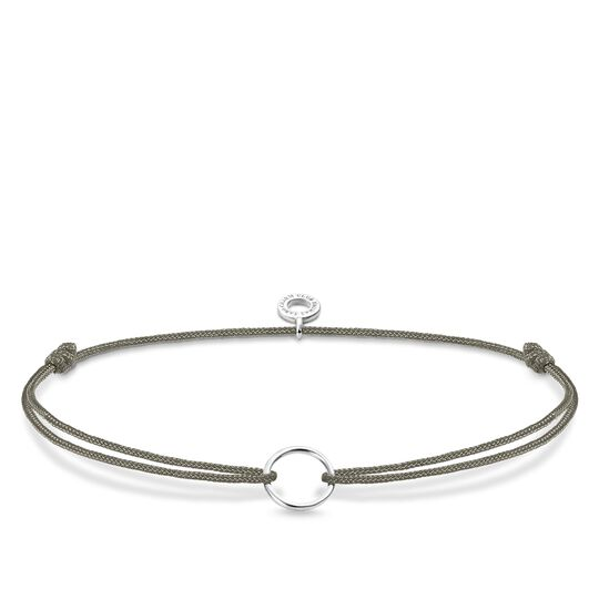 Charm bracelet Little Secret circle from the  collection in the THOMAS SABO online store