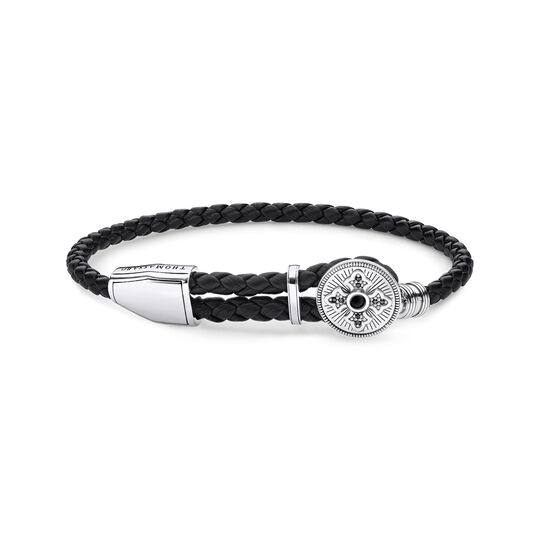 leather strap cross from the  collection in the THOMAS SABO online store