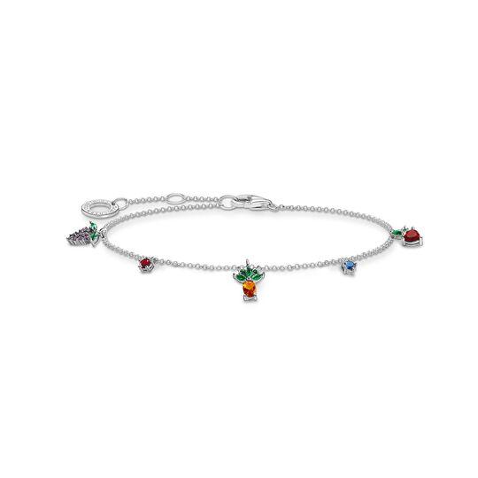 Armband Bunte Früchte silber aus der Charming Collection Kollektion im Online Shop von THOMAS SABO
