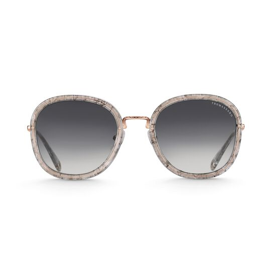 Sunglasses Mia grey square from the  collection in the THOMAS SABO online store