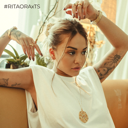 RITA ORA Look Kaleidoscope from the  collection in the THOMAS SABO online store
