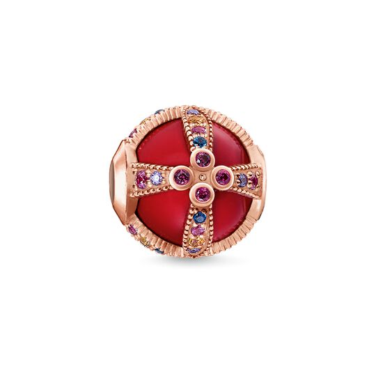 Bead Royalty Red from the Karma Beads collection in the THOMAS SABO online store