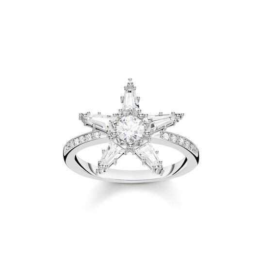 ring Star, large from the  collection in the THOMAS SABO online store